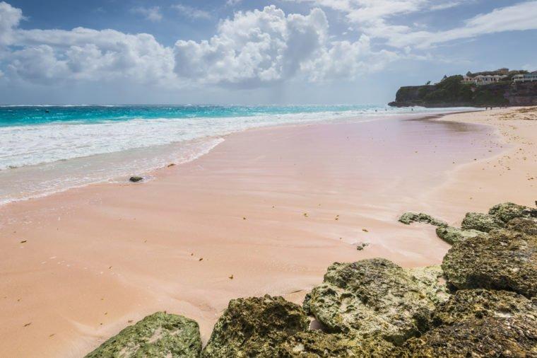 Những bãi biển màu hồng dành cho du khách ưa lãng mạn - 9
