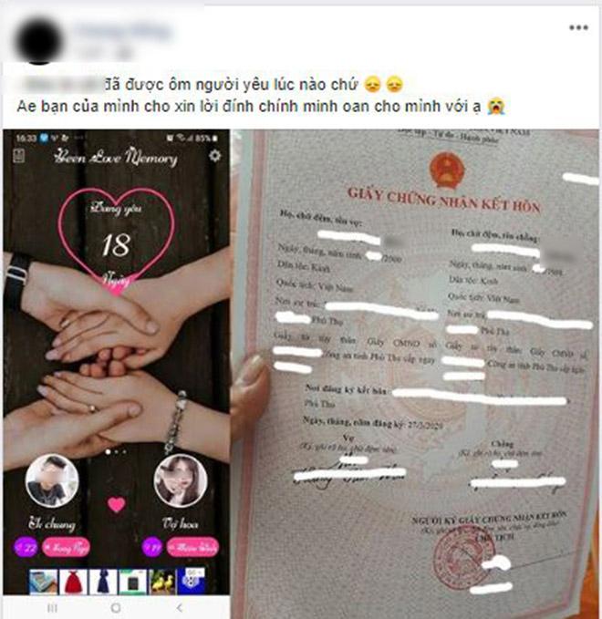 Cô dâu lên tiếng vụ hủy hôn vào