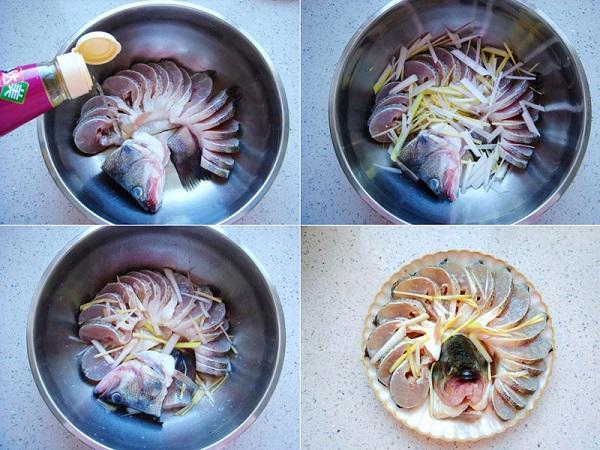 Bữa trưa không dầu mỡ với món cá hấp, ai ăn cũng tấm tắc khen - 2