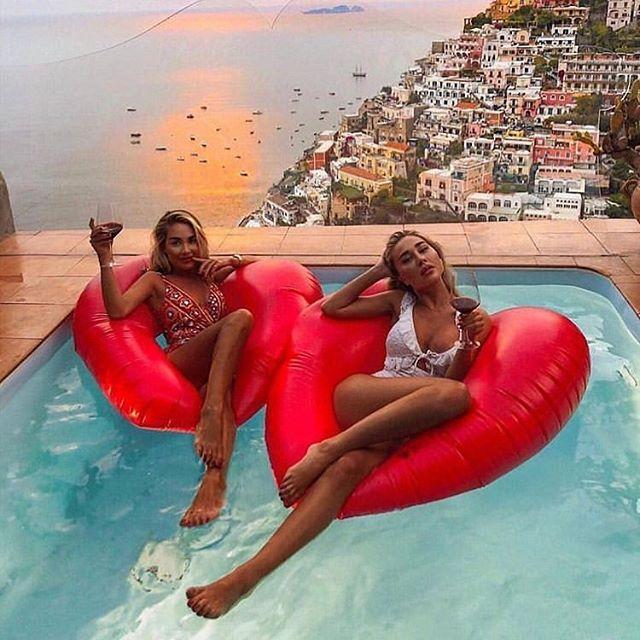 """""""Mãn nhãn"""" với kỳ nghỉ hè triệu đô của các Rich Kid Instagram - 8"""