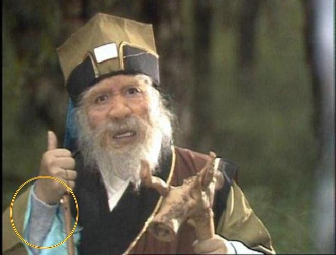 'Tây Du Ký 1986' chiếu lại trên VTV: Loạt sạn bị 'bóc' khiến fan không thể nhịn cười - 10