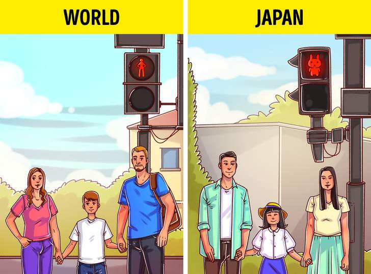 9 điều kỳ lạ chỉ có ở Nhật Bản khiến du khách nào cũng tò mò - 1