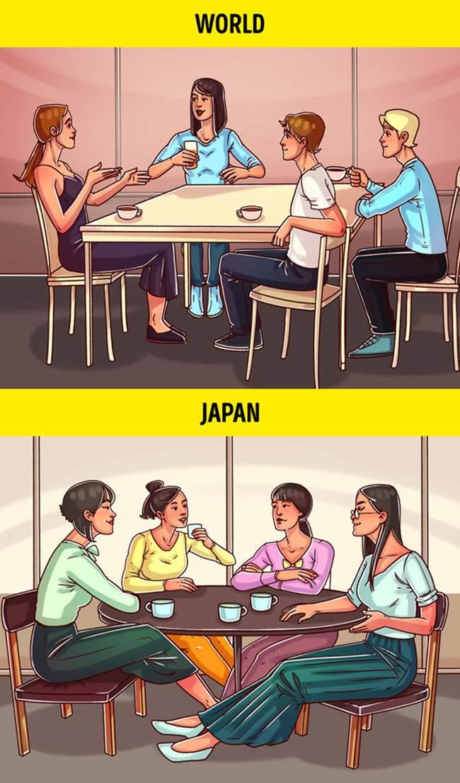9 điều kỳ lạ chỉ có ở Nhật Bản khiến du khách nào cũng tò mò - 2