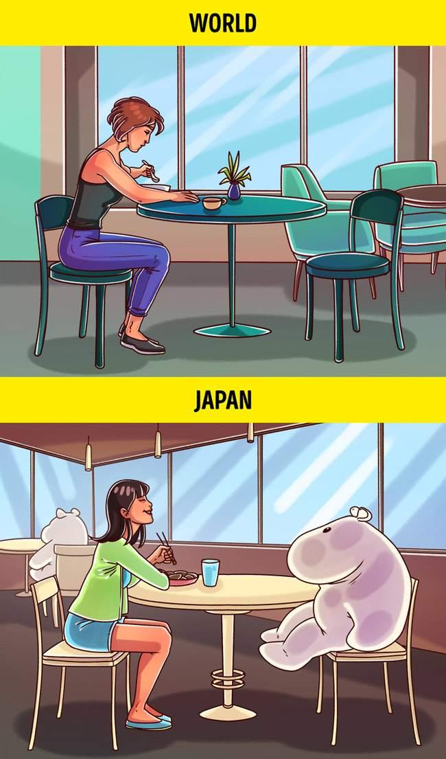 9 điều kỳ lạ chỉ có ở Nhật Bản khiến du khách nào cũng tò mò - 5