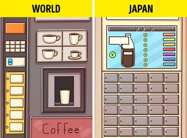 9 điều kỳ lạ chỉ có ở Nhật Bản khiến du khách nào cũng tò mò - 6