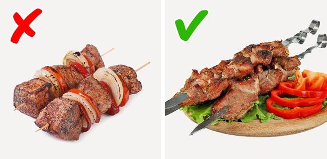 9 sai lầm khiến bạn làm món thịt xiên nướng không bao giờ ngon nổi - 3