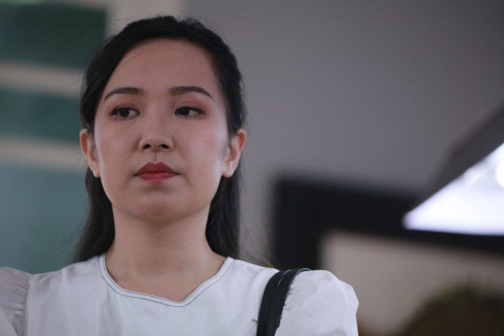 'Bạn gái màn ảnh' của Công Lý: Tôi từ chối đóng cảnh 'nóng' với Quốc Trường - 2