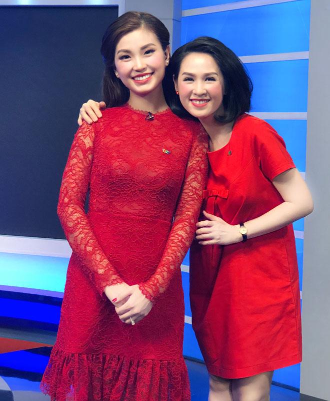 Á hậu Việt Nam 2016 từng bị nhà đài la vì mặc