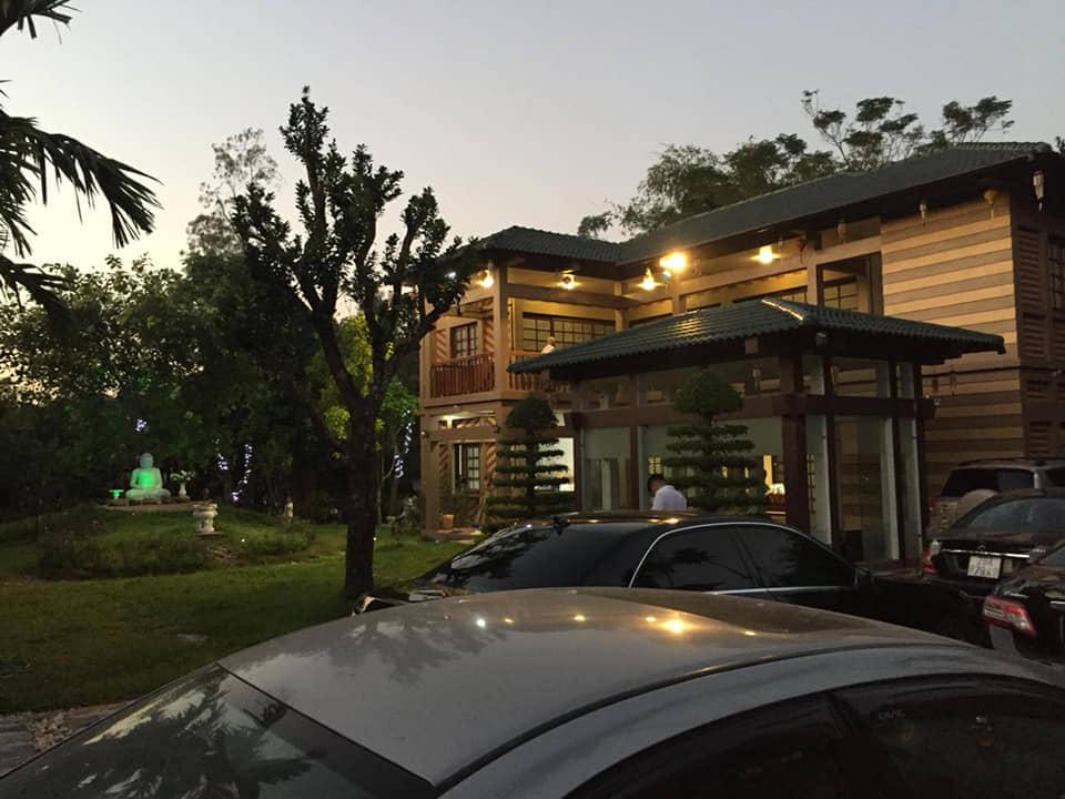 Hé lộ khuôn viên nhà vườn tại Sóc Sơn của con trai Chế Linh và bà xã hơn 4 tuổi - 6