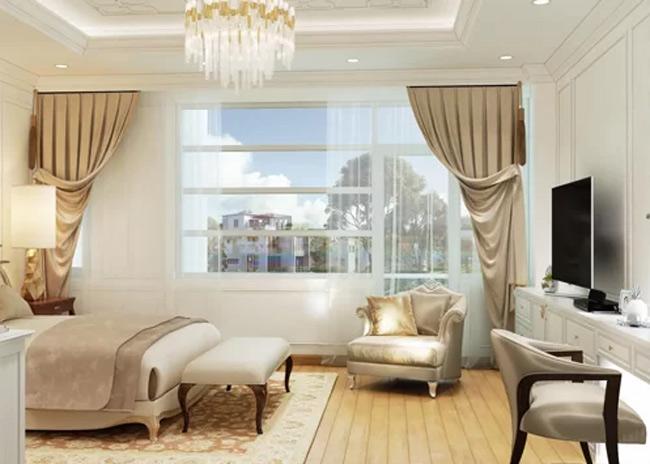 Mới đây nhất nhân dịp sinh nhật vợ, doanh nhân Võ Trấn Phương tặng ngay một căn biệt thự sang xịn.
