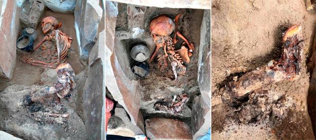 Bí ẩn xác ướp mỹ nhân quý tộc trong quan tài đá - 2