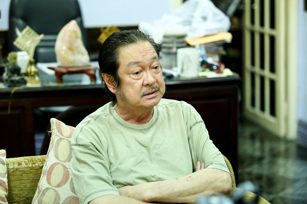 Cuộc sống của tài tử 'huyền thoại' Chánh Tín sau 3 lần phá sản - 2