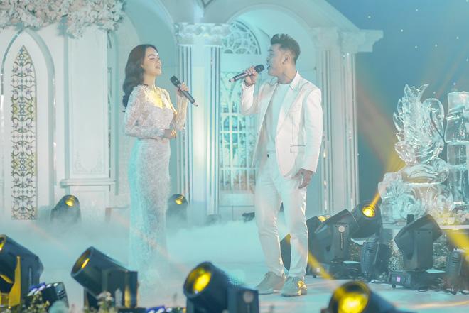 Đại gia Minh Nhựa lái siêu xe 80 tỷ đưa 'ái nữ' vào lễ đường, đám cưới toàn nghệ sĩ nổi tiếng - 12