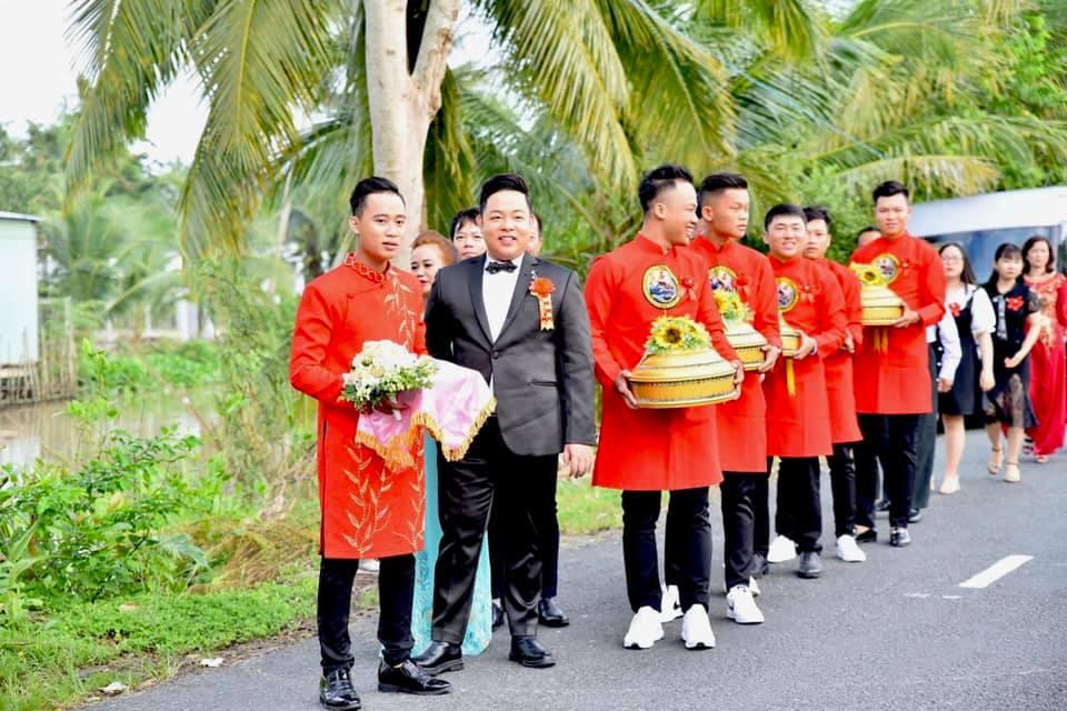 Quang Lê 39 tuổi đã làm bố chồng, về miền Tây cưới vợ cho con trai - 6