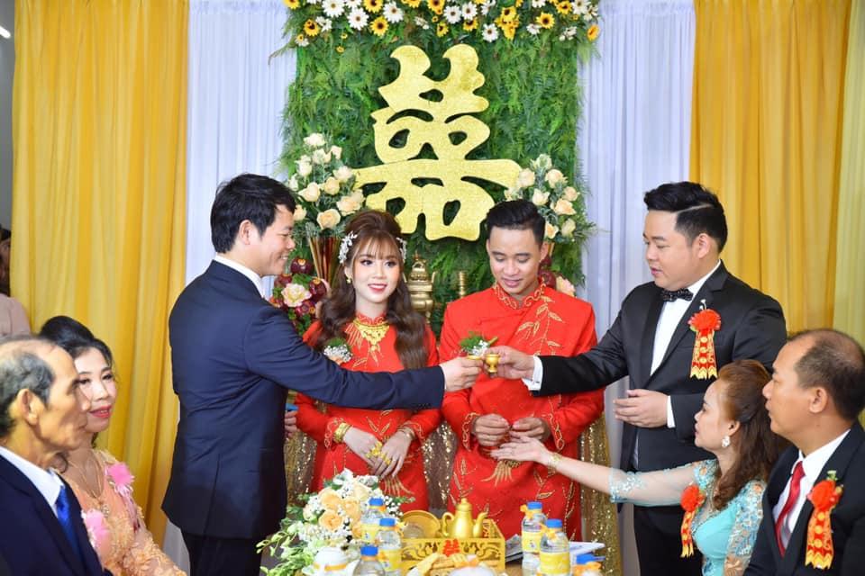 Quang Lê 39 tuổi đã làm bố chồng, về miền Tây cưới vợ cho con trai - 10