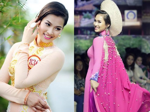 Bị loại khỏi Hoa hậu Việt Nam 2012 vì gian dối, siêu mẫu Vương Thu Phương giờ ra sao? - 1