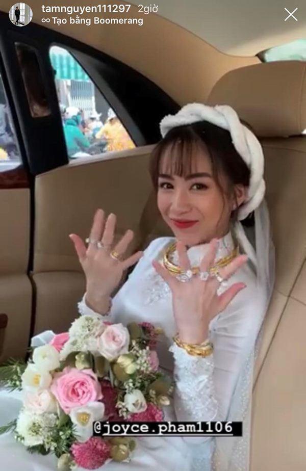 Con gái Minh Nhựa 15 tuổi yêu, 20 tuổi lấy chồng, nhưng vẫn thua xa bố khoản này! - 2