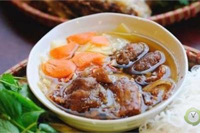 10 món bún mỳ của Việt Nam được báo Tây khen nức nở