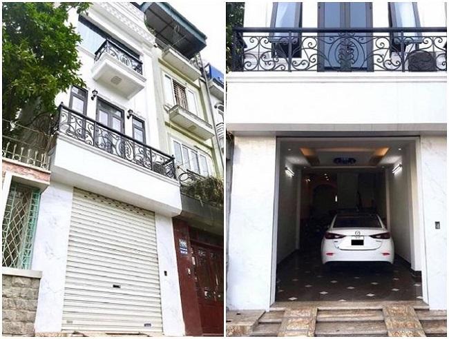 Rất kín tiếng trong đời sống tư nên ít ai biết Hoàng Anh Vũ đang sống tại căn nhà sang trọng tại Ngọc Thụy, Long Biên, Hà Nội. Căn hộ này có diện tích sàn là 75m2, hơn 3 tầng và mặt tiền 4m.