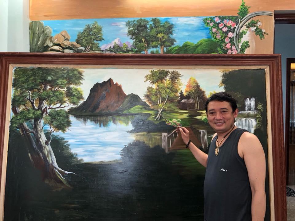 Diễn viên hài Chiến Thắng: Cát-xê 1 show đủ nuôi vợ concả tháng - 3