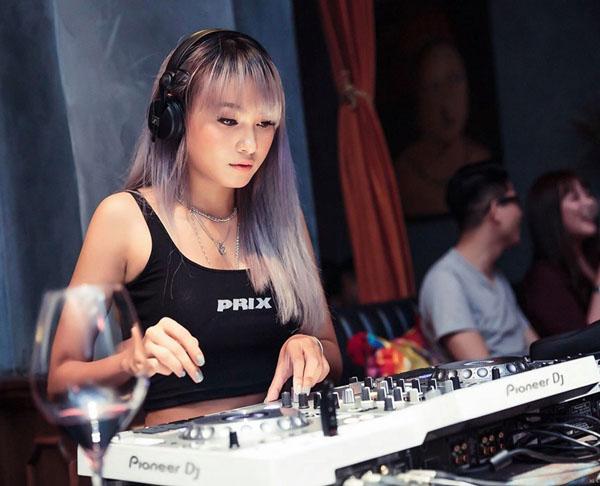 Nữ DJ nóng bỏng nhất Sài thành: