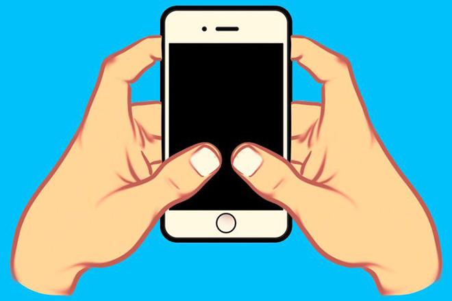 Khám phá vui: Cách cầm điện thoại nói lên tính cách của bạn như thế nào - 3