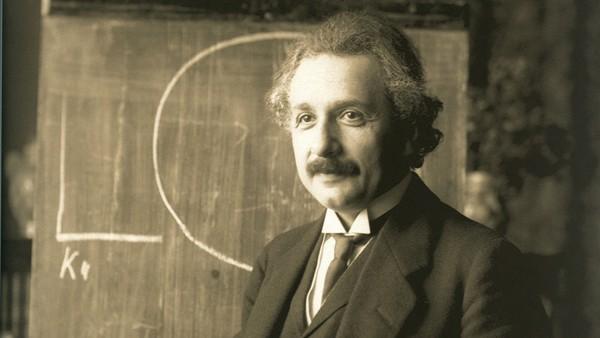 Những bài học rất thú vị từ cuộc đời của Albert Einstein - 1