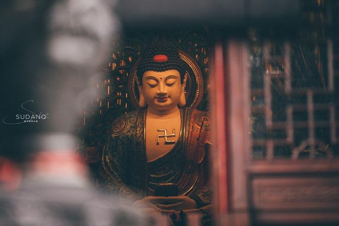 Ngôi chùa hàng nghìn năm tuổi bỗng dưng nổi tiếng chỉ vì loài cây này - 13