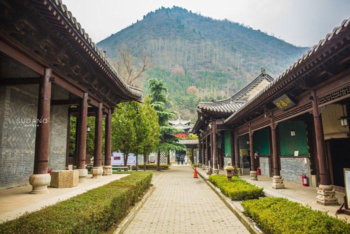 Ngôi chùa hàng nghìn năm tuổi bỗng dưng nổi tiếng chỉ vì loài cây này - 7