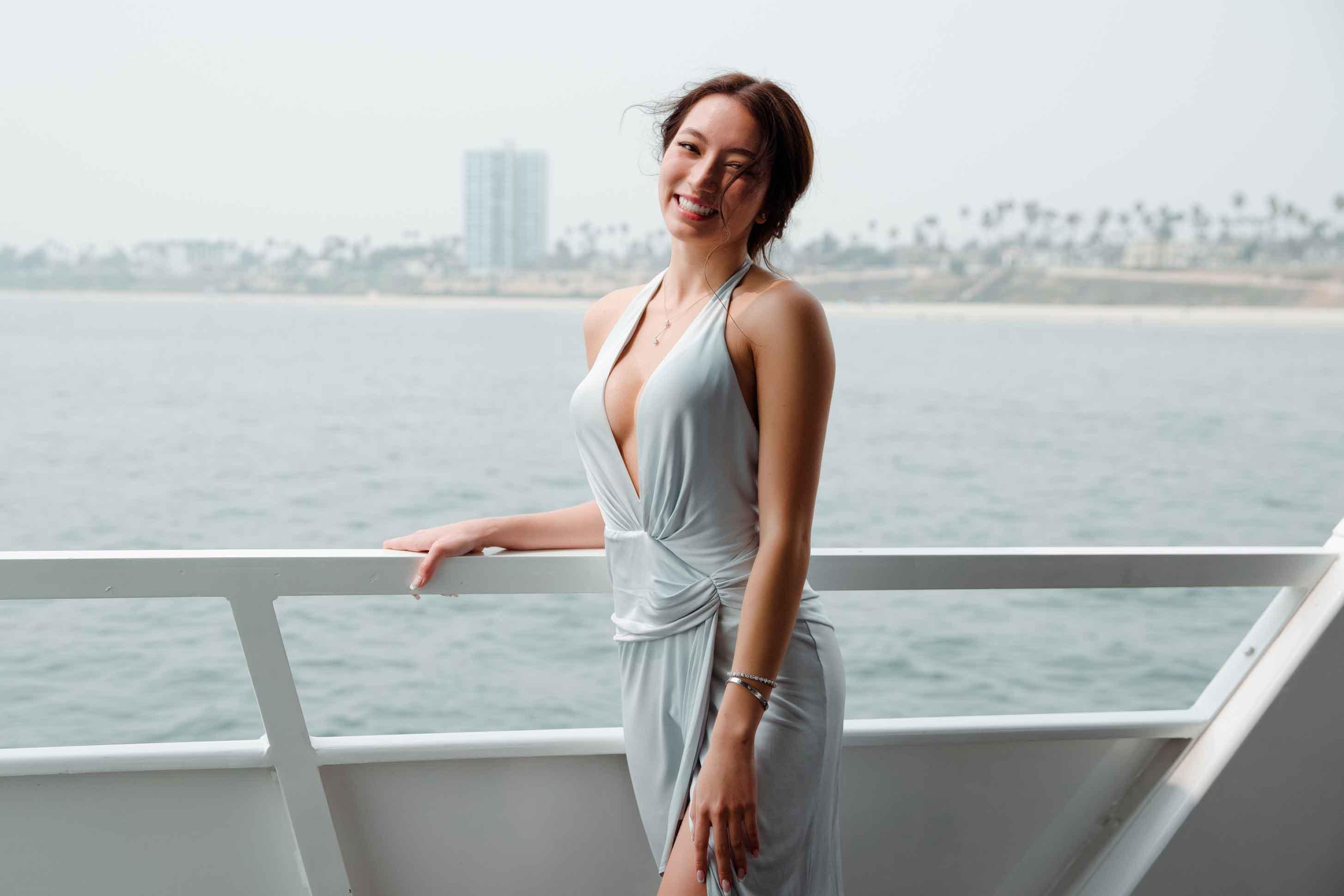 Con gái danh ca Thanh Hà đẹp gợi cảm ở tuổi 21 - 6