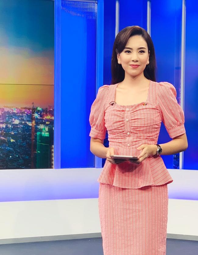 Mai Ngọc được biết đến là MC, BTV quen thuộc với khán giả Việt. Hiện tại, nữ MC xinh đẹp có cuộc sống hạnh phúc với ông xã giàu có.
