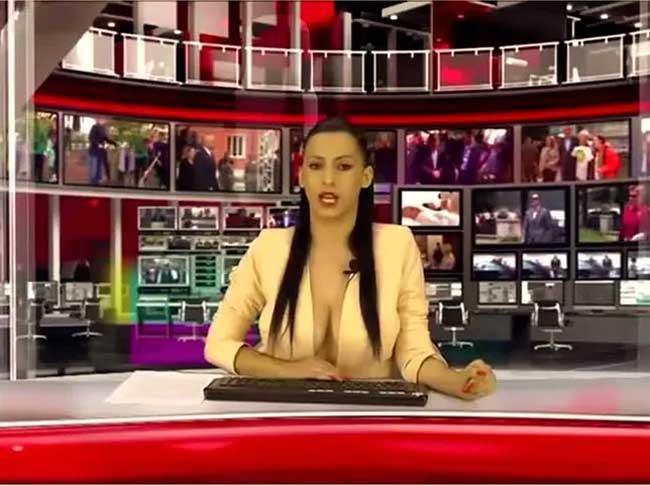 """Vào thời điểm đó, màn """"chơi trội"""" của kênh truyền hình chính luận tại Albania gây chú ý lớn, tăng tỷ suất người xem đài lên cao nhất lịch sử."""
