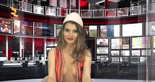 Đây là trang phục truyền thống của người Albania.