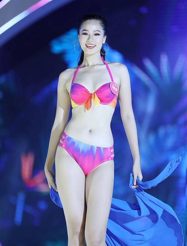 Dù không đạt được giải gì tại cuộc thi Hoa hậu Việt Nam nhưng trong thế hệ các nữ MC thể thao, cô vẫn được khán giả công nhận nhan sắc xinh đẹp như hoa hậu cùng thực lực trong sự nghiệp làm dẫn chương trình.