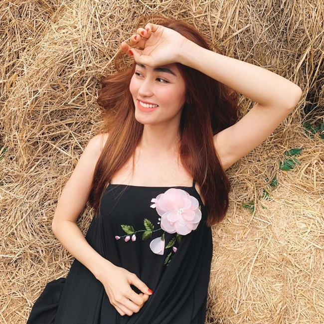 """Trong bài phỏng vấn năm 2017, nữ diễn viên """"Ma dai"""" cho biết, cô không tiếc nuối quãng thời gian """"bỏ showbiz"""" để đi du học. Cuộc sống sinh viên ở Singapore cho cô nhiều trải nghiệm tuyệt vời dù gặp khá nhiều stress."""