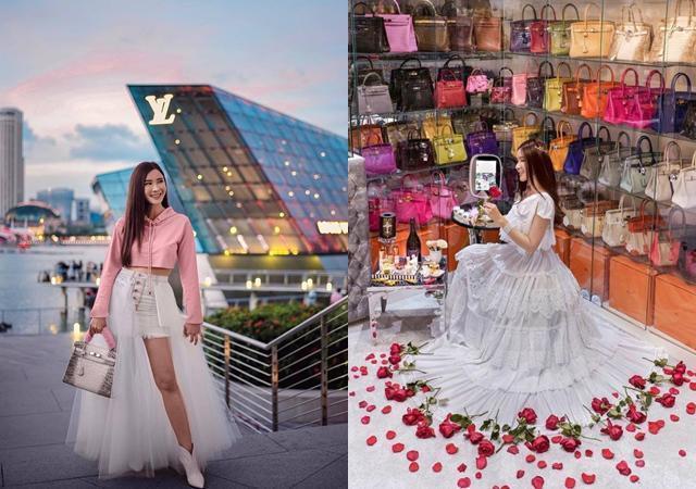 Nữ tiếp viên xinh đẹp giàu có bậc nhất Singapore là ai? - 7