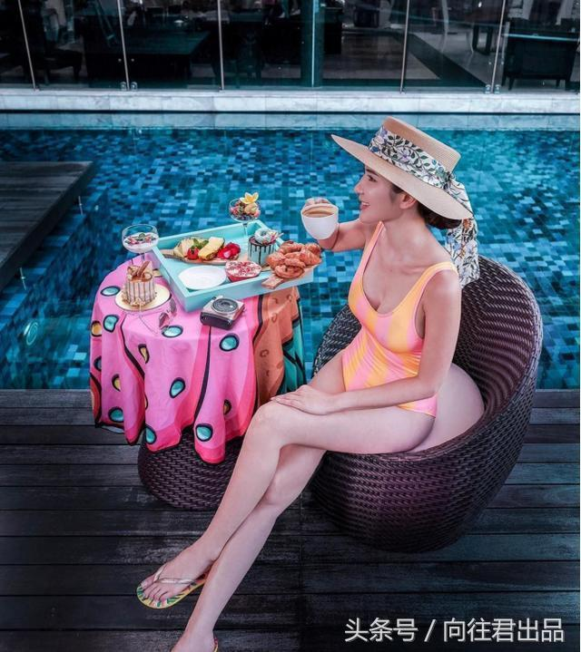 Nữ tiếp viên xinh đẹp giàu có bậc nhất Singapore là ai? - 1