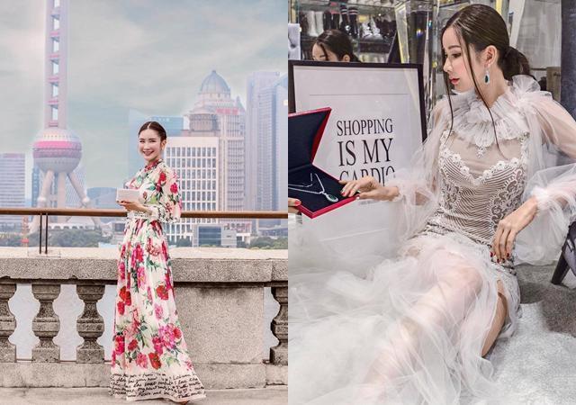 Nữ tiếp viên xinh đẹp giàu có bậc nhất Singapore là ai? - 8