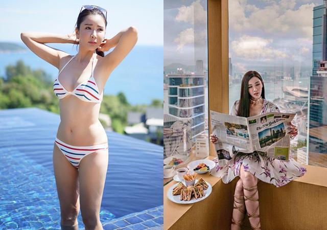Nữ tiếp viên xinh đẹp giàu có bậc nhất Singapore là ai? - 10