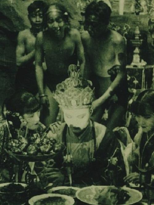 Bất ngờ với Tây Du Ký từ năm 1927: Trang phục hở hang, hoá trang như phim kinh dị - 2