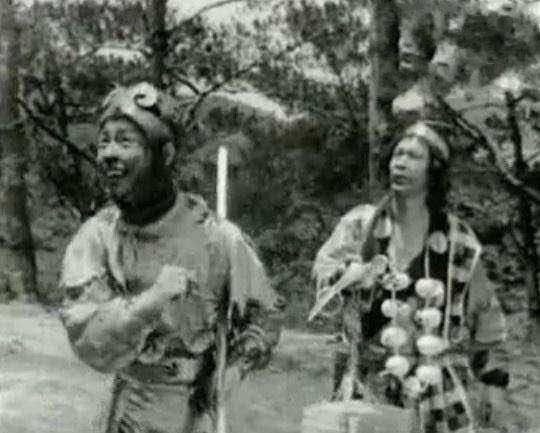 Bất ngờ với Tây Du Ký từ năm 1927: Trang phục hở hang, hoá trang như phim kinh dị - 5