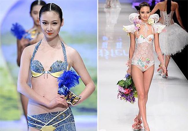 Ít ai biết, Men Jiahuitừng đoạt giải cuộc thi người mẫu nội y trước khi gia nhập lực lượng tiêu binh của quân đội Trung Quốc.