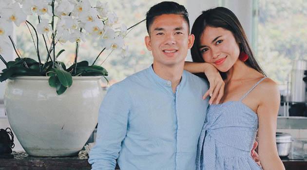 Tiền vệ Indonesia cầu hôn lãng mạn với bạn gái siêu xinh đẹp và nóng bỏng - 3