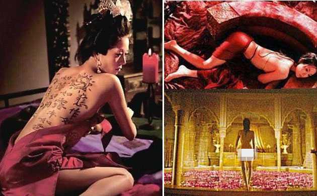 Sự thật loạt cảnh nóng cộp mác 18+ của Phạm Băng Băng, Châu Tấn - 4