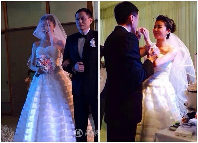 Tháng 7.2014, Tôn Phi Phi bí mật kết hôn với giám đốc của Tập đoàn Lenovo tên Jackshi, là người Mỹ gốc Hoa. Trước đó, nữ diễn viên từng có một đời chồng. Tuy nhiên, vì sợ ảnh hưởng đến sự nghiệp, cô đã giấu kín chuyện này.
