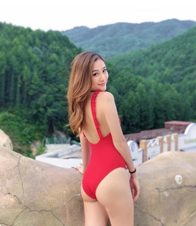 Chân dài 9X gia nhập làng giải trí từ năm 2017 với vai trò diễn viên. Trước đó, cô từng tung ra nhiều MV ca nhạc song không gây được chú ý.