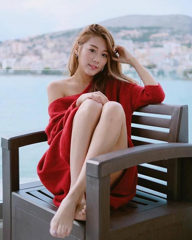 Là nghệ sĩ nổi tiếng song Trần Thi Hân lại là người rất kín tiếng trong chuyện tình cảm.