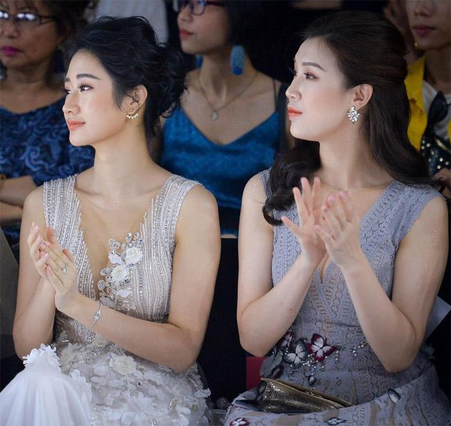 Mới đây, người đẹp xuất hiện trong tuần thời trang, được ngợi khen vì nhan sắc rạng rỡ.