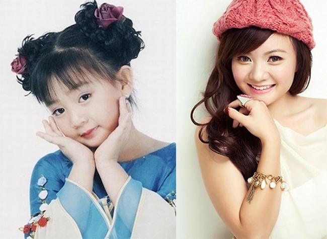 """Xuân Mai sinh năm 1995, là con gái của ca sĩ Tuấn Cảnh. Nữ ca sĩ nhí nổi tiếng từ năm 2 tuổi với loạt băng video """"Con cò bé bé""""."""