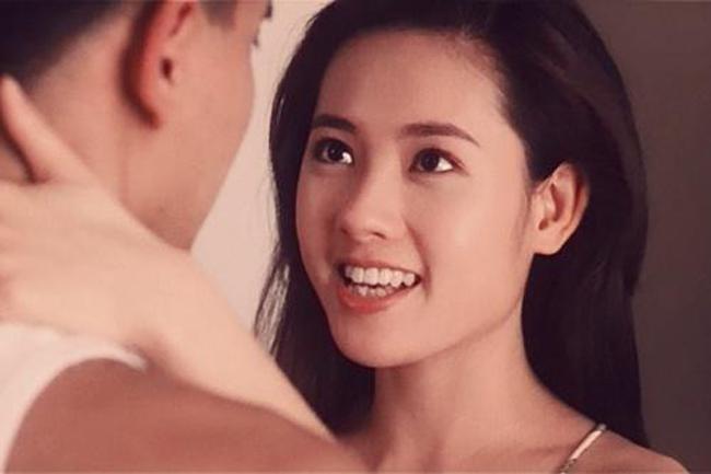 Người đẹp Lý Lệ Trân là một trong những cái tên nổi tiếng ở Hong Kong.